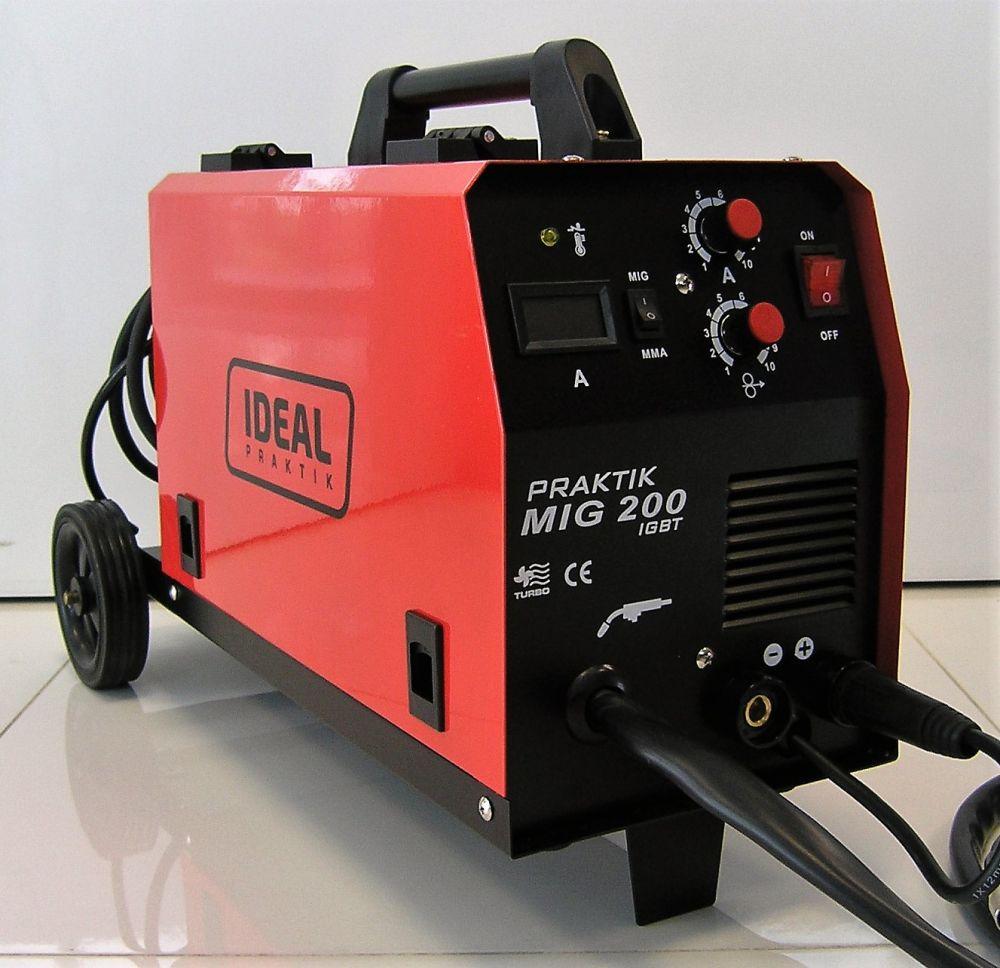 645a8d8834a PRAKTIK MIG 200 IGBT Spawarka